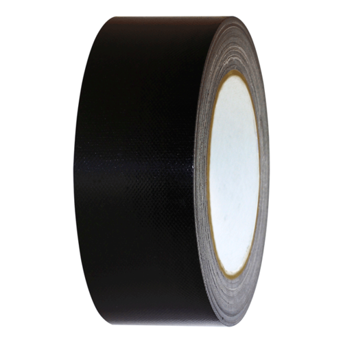 General Purpose Cloth Tape 25m [Colour:Black] [Width:48mm]