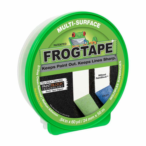 FrogTape®️ Multi-Surface Painting Tape – Green 36mm